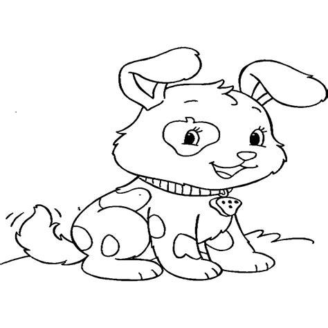Kleurplaat Printen Puppie by Kleurplaten Hond En Puppy