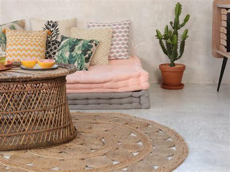 ou trouver  tapis en jute joli place