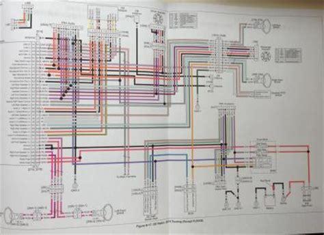 radio wiring   shop manual harley davidson forums