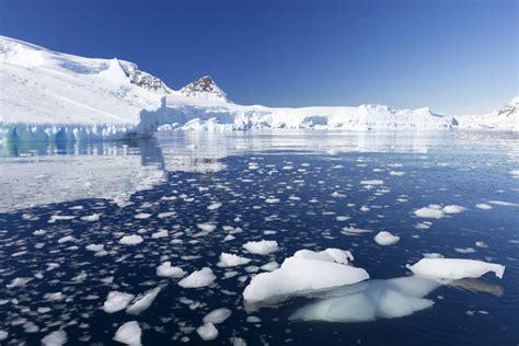 melting  arctic sea ice matter
