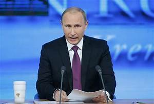 Vladimir Putin: 'Too early to decide whether I will run ...
