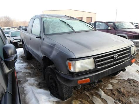 Toyota T100 Parts by Used Toyota T100 4x4 Parts