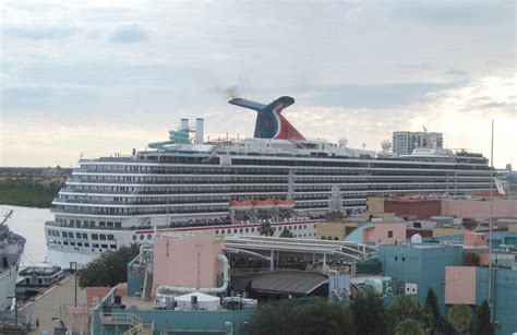 Tampa Port And Carnival Cruise Lines Reach New Agreement ...