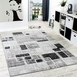 Vente Tableaux En Ligne Pas Cher : tapis salon vente en ligne grand choix de tapis pas cher et design ~ Nature-et-papiers.com Idées de Décoration