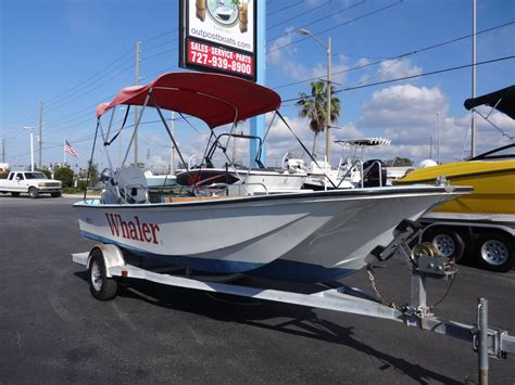 Boston Whaler Duck Boat by Boston Whaler Outrage 18 Used Boat Review Boats