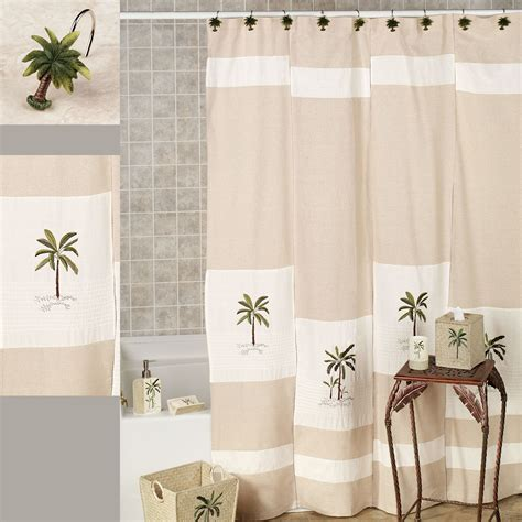 Shower Curtain With Matching Accessories Curtain