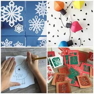 Activité Manuelle Enfant 3 Ans : activit manuelle hiver 3 projets faciles en papier pour les enfants ~ Melissatoandfro.com Idées de Décoration