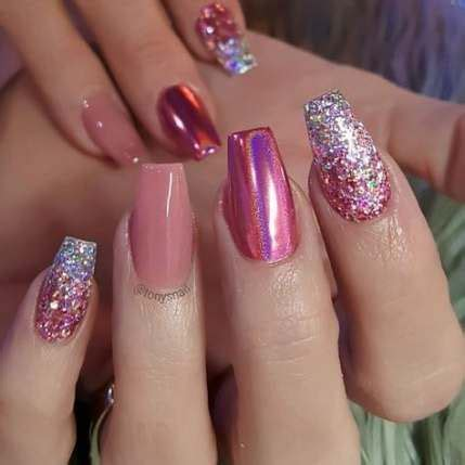Best skin color nails polish colour ideas Coffin nails