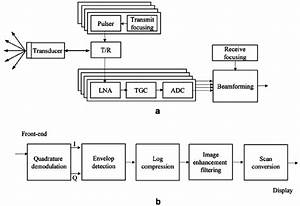 Functional Block Diagram Of Medical Ultrasound Imaging Systems