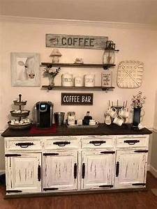 10, Brilliant, Coffee, Station, Ideas, For, Creating, A, Little, Coffee, Corner
