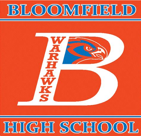 warhawk athletics bloomfield high school
