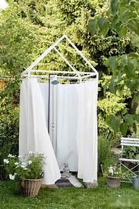 Duschvorhang Selber Machen : outdoor dusche garten pinterest gartendusche outdoor dusche und au enduschen ~ Sanjose-hotels-ca.com Haus und Dekorationen