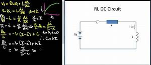 Current In Inductor In A Dc Circuit