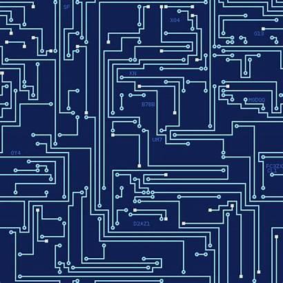 Circuit Boards Yellow Generator Dark Styles Yello