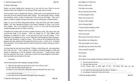 comprehension worksheets in tamil comprehension worksheets in tamil best of odisha hrd a