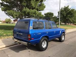 No Reserve 1984 Toyota Landcruiser Fj60 4x4 Manual