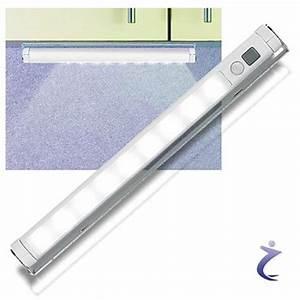 Led Lichtleiste Batteriebetrieben : lunartec led lichtleiste mit bewegungsmelder kaltwei batteriebetrieben ebay ~ Whattoseeinmadrid.com Haus und Dekorationen