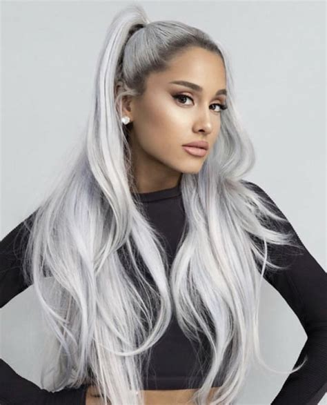 ARIANA GRANDE for Reebok Be More Human Campaign 2018 ...