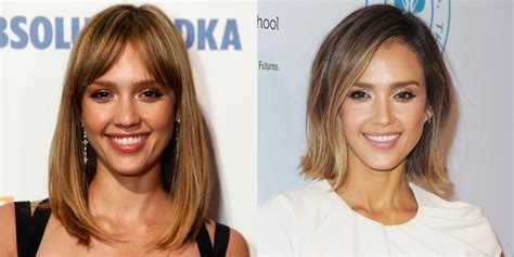 actress long 3 letters 20 celebrity hairstyles with bangs best haircuts with bangs