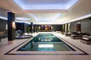 House Plans With Finished Basements How To Design Luxury Indoor Swimming Pools Wolff Architects