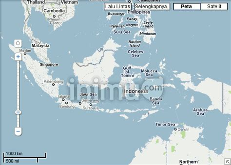inimucom lihat peta  google maps indonesia  pc