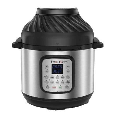 fryer air combo pot cooker pressure instant duo crisp 8qt enlarge