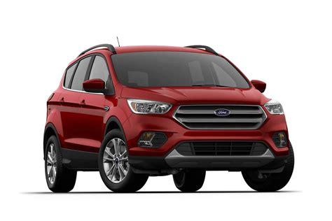 2018 Ford® Escape Se Suv  Model Highlights Fordcom