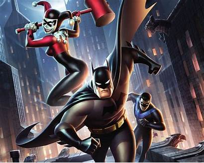 Quinn Harley Batman Wallpapers Animated Movies Poster