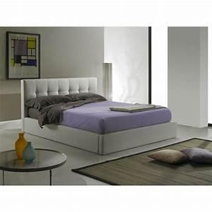Lit Coffre Pas Cher : acheter un lit coffre conforama mon lit coffre ~ Teatrodelosmanantiales.com Idées de Décoration