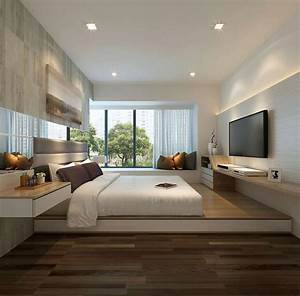 Modern, And, Luxurious, Bedroom, Interior, Design, Is, Inspiring