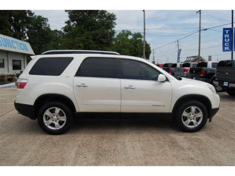 purchase   gmc acadia slt   hwy  lake