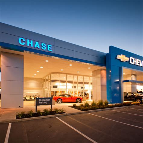chase chevrolet wmb architects