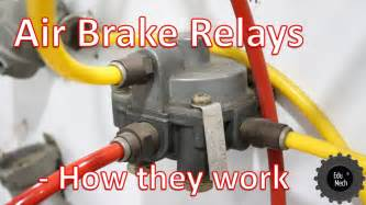 Air Brake Relay - How it Works. Air braking systems and ...