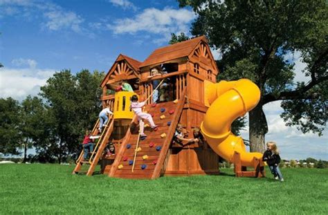 big backyard play equipment the world s catalog of ideas