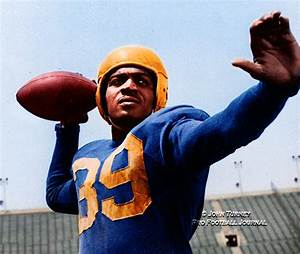Pro Football Journal: Four Men Who Broke the NFL Color ...