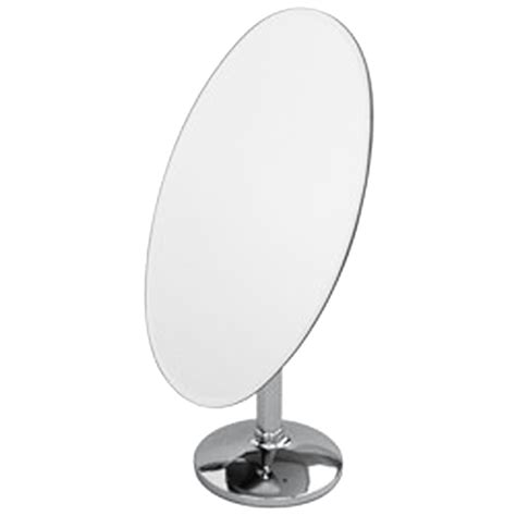 oval swivel mirror mirrors for the office
