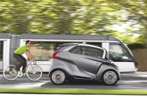 Peugeot Bb1 Concept The Other Twizy That Never Came To