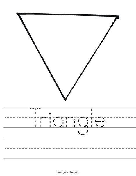 triangle worksheet twisty noodle 103   triangle worksheet png 468x609 q85