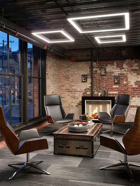 Office Lounge Room Interior Design