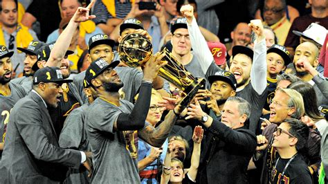 lebron james championship nba cleveland cavaliers warriors finals win cavs game wins golden state sports drought word title return season