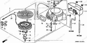 Honda Outboard Parts By Hp  U0026 Serial Range 8hp Oem Parts