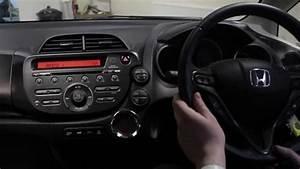 Autodab  Honda Jazz 08d01-tf0-kit User Guide