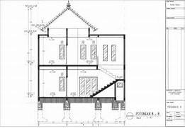 Gambar IMB Rumah Tinggal Tipe 120 M2 Di Denpasar TSG Contoh Gambar Potongan Rumah Minimalis Menggunakan Autocad Contoh Gambar 2D Rumah 2 Lantai Desain Rumah Sederhana Desain Rumah Tinggal Minimalis Desain Pagar Depan