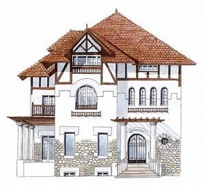 galerie dessins bayonne par dominique duplantier With dessin plan de maison 15 epiais rhus histoire