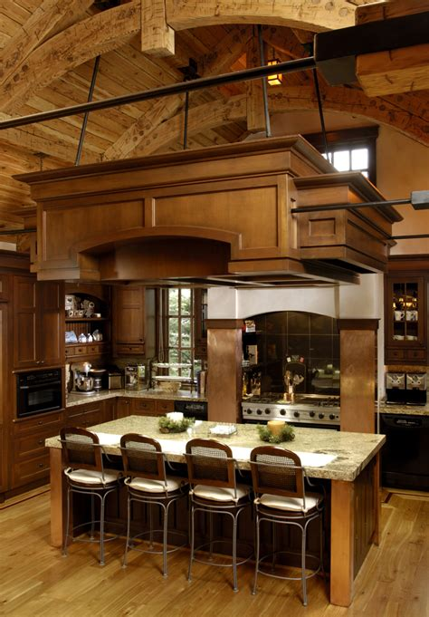 home kitchens designs rustic kitchens design ideas tips inspiration 1663
