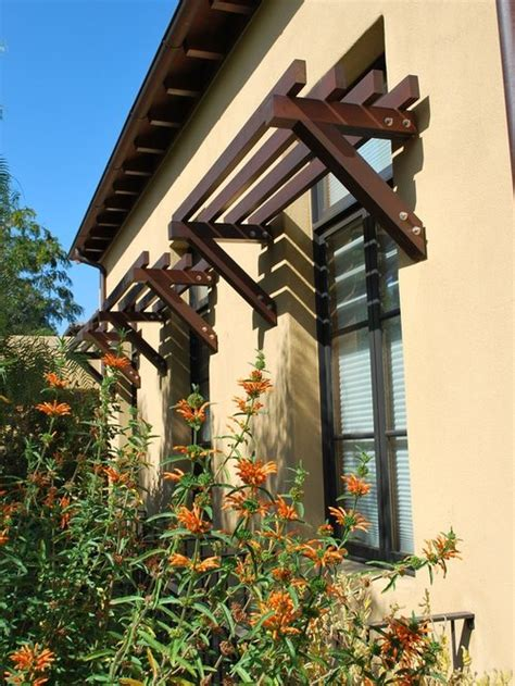 awning overhang home design ideas pictures remodel  decor