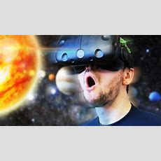 Space Travel With Vr  Virtual Reality In Tourism