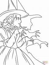 Tornado Realistic Drawing Wizard Coloring Oz Printable Getdrawings Scene sketch template