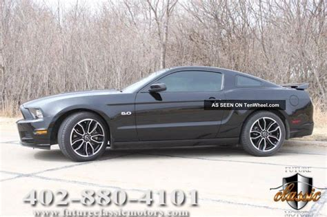 2013 ford mustang manual 2013 ford mustang gt premium 5 0l v8 32v manual coupe premium