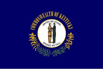 Flag Kentucky State States United America Flags